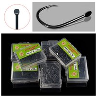12 box + 1200 pcs 1- 12# Ise Hook High Carbon Steel Without H...