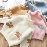 Girl Sweater Children' s Clothes Winter