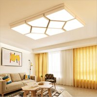 FULOC Ultrathin Surface Mounted Modern led ceiling lights fo...