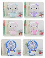 Mini Ventilatore Portatile Pieghevole Gatto Cartone Animato USB Ricaricabile Pieghevole Palmare Estate Ventola di Raffreddamento Ventilatore Portatile Per Bambini Giocattoli MNF0531