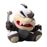 "Hot Sale 8"" 20cm Super Mario Koopalings Morton Koopa Pl..."
