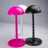 OLD STREET 1 Piece Wig Stand Portable Foldable Wig Holder Su...