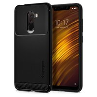 100% original Spigen Case Xiaomi Pocophone F1 durable case a...