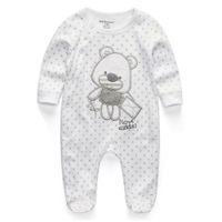2018 New Baby Abbigliamento Neonato Pagliaccetti Body Abiti Tute In Cotone A Maniche Lunghe Infantile Del Pagliaccetto Del Bambino Vestiti Tutine Per Ragazzo Ragazza