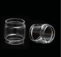 Convex Extended Bulb Fat Boy Pyrex Replacement Glass Tube fo...