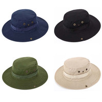 New Arrival Simple Casual Ourdoor camping mountaineering hat...