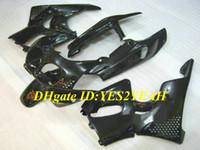 ホンダCBR900RR 893 91 92 93 94 95 CBR900 RR 1991 1995 CBR900 RR 1991 1995 CBR900 RR 1991 1995 ABS光沢のブラックフェアリングセット+ギフトHB05