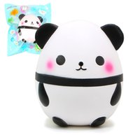 New Arrival Adorable Jumbo Squeeze Toy Squishy Panda Kawaii ...