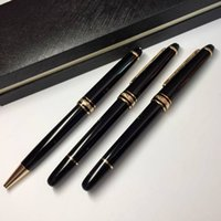 Luxury mb pen classique 163 Meisterstucks Black resin Ballpo...