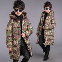 Fashion 2018 Winter Jacket Boy Baby Clothes Winter Coat Boys...