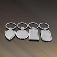 variété de numéro personnalisé de maison d'hôtel personnalisé en alliage métallique tag porte-clé créatif accessoires clés de boucle de clé