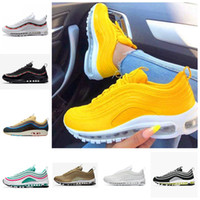 2018 Ultra 97 OG Yellow White Running Shoes 97s Sean Wothers...