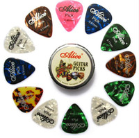 SEWS guitar picks, 12 colorful plectrum in one cute round me...