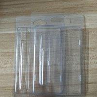 Розничная упаковка пластиковая раскладушка моллюсков оболочкой блистерная упаковка для 1,0 мл нефтяных картриджей 92A3 G2 упаковка паров 510 корзина упаковки
