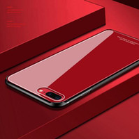 Tempered Glass Case for iPhone X 8 Plus 7 Luxury Hard Back C...