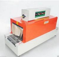 3 KW envoltório da película Térmica de encolhimento da máquina PET PP POF pacote filme infravermelho shrinker embalagem aquecimento elétrico de Alta qualidade