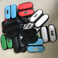 EGO Elektronische Zigarette Reißverschluss Box Fall Tasche Paket mit Reißverschluss für Atomizer Evod Batterie Ego Kit tragen