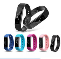 ID115 Smart Bracelet Fitness tracker Pedometer Activity Moni...