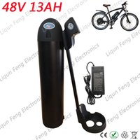 Free shipping and Free Duty 750W 48V 13AH Lithium ion Bottle...
