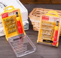 32 в 1 Точность ручки отверток Набор инструментов Набор для ремонта