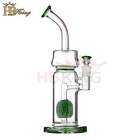 K254 Klein Recycler vapor rig scientific bong phonix glass b...