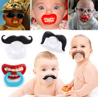 Silicone Funny Nipple Dummy Baby Soother Joke Prank Toddler ...