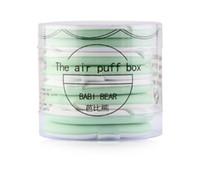 En gros 8 PCS Beauté Fondation Maquillage Cosmétique Ronde Éponge Bouffée Visage Kits Outils Bonbons couleurs coussins d'air bouffées