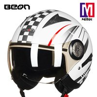 B- 216 Popular style safety motorbike helmet ABS motorcycle w...