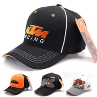 KTM baseball cap motorcycle locomotive off- road racing hat o...