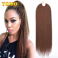 Luxury Senegalese Twist Hair Colors