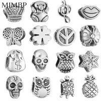 More Styles Retro Cute DIY Fine Charms Nice Fashion Beads Fi...
