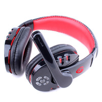 Беспроводные наушники над ухом Bluetooth-гарнитура стерео бас наушники шумоподавления стерео портативный с микрофоном для PS3 смартфон Игры Музыка