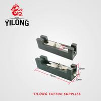 YILONG Precisa Nuevo Regulador de Alto Deber Para Máquina de Tatuaje Armature Bar Spring Adjustor Tattoo Body Art