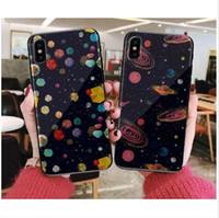 O novo all-inclusive star shell escudo do telefone móvel 6/7 / 8plus / x luva protetora atacado
