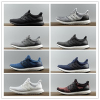 2018 real boost Ultraboost 3. 0 4. 0 Uncaged Running Shoes Men...