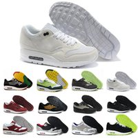 new style f8e53 649f4 2017 Nuevo Diseño nike air max 90 airmax 87 Ultra knits casual Shoes For Men,  Mens 1 Moda Atlético Hombre Zapatillas Deportivas running Shoes Size 40-45