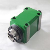 BT30 Taper Chuck 7:24 Unidade Do Fuso 2HP 1500 W Cabeça de Potência 1.5KW 3000 rpm para Fresagem CNC Milling Chato Ferramenta De Corte Ferramenta Torno