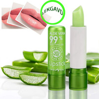 Aloe Vera Lipstick Color Mood Changing Long Lasting Moisturi...