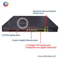 Aliexpress Hotselling 10G 8 PON ports GPON EPON OLT network ...