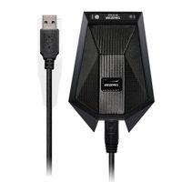 Новый USB-микрофон Takstar BM-621USB для прямой трансляции по сети, голосовой чат для сетевой конференции, подключи и играй