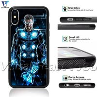 Thor Avengers Infinity War Phone Case Cover Hammer Power Mov...