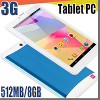 2017 tablet pc 7 zoll 3G Phablet Android 4.4 MTK6572 Dual Core 512 MB 8 GB Dual SIM GPS Anruf WIFI Tablet PC günstige china handys B-7PB