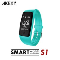 50pcs Smart Bracelet S1 Heart Rate and Blood Oxygen Monitor ...