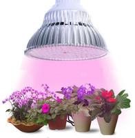 ينمو أدى ضوء النبات أدى النمو ضوء E27 6W 10W 18W 24W 48W 90W مصباح المصباح النبات لمزهرة النباتات المائية في الأماكن المغلقة