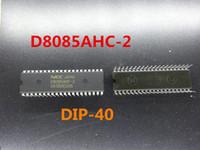 nouveaux circuits intégrés 10pcs / lot D8085AHC-2 DIP-40 en stock Livraison gratuite