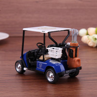 1:36 Escala de Aleación Tire del Modelo de Coche de Alta Simulación Carrito de Golf Modelo de Juguete Clásico Antiguo de Juguete de Coches para Niños Regalo