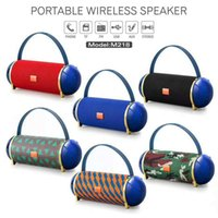 NEW M218 Mini Portable Bluetooth Speakers Wireless Smart Han...