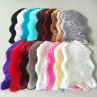 Artificial Sheepskin Shaggy Faux Fur Carpet Area Rug Bedroom...