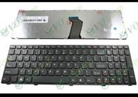 Lenovo G575 G575A G570 G570AH G570G G575AC G575AL G575GL G575GXブラックキーブラックフレームUS Ver