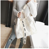 new fashion canvas women bags shoulder bags totes bags Large...